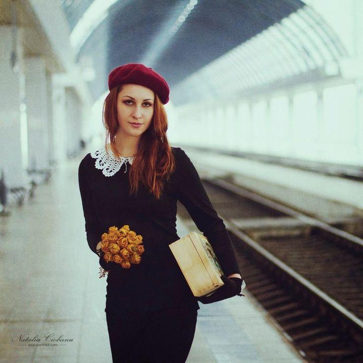 Station by Natalia Ciobanu on 500px