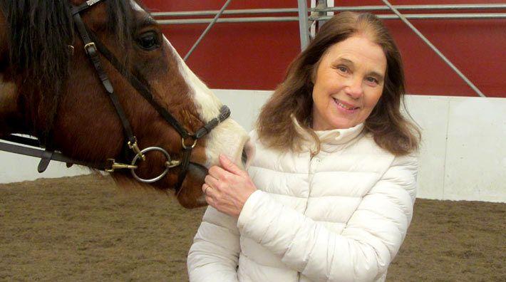 """""""Kontakten mellan häst och ryttare är det mest fundamentala"""""""