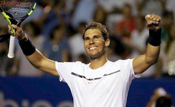 Rafael Nadal se mete en la final de Acapulco y duda para la Davis