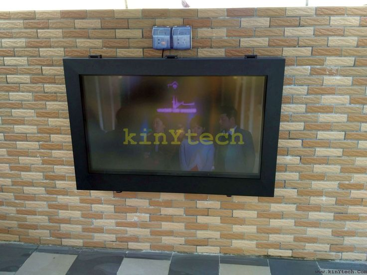 weatherproof TV enclosure From Kinytech China.,weatherproof TV enclosure