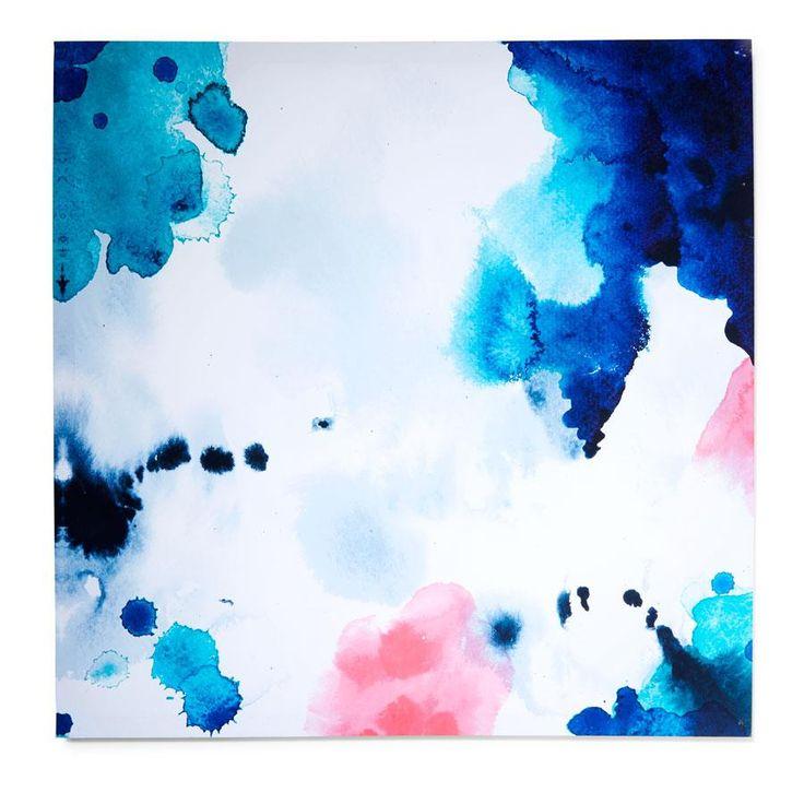 Watercolour Canvas | Kmart