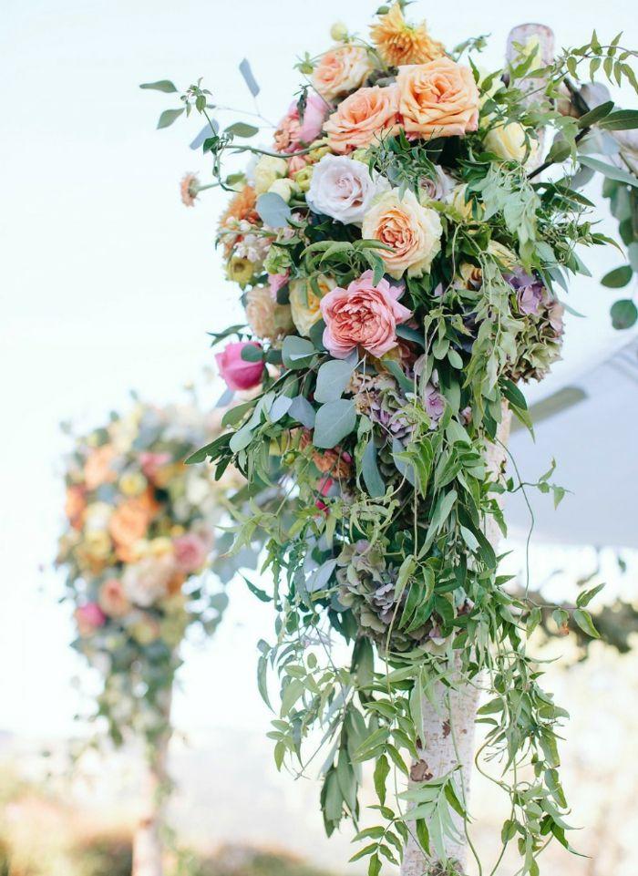 Les 25 Meilleures Id Es De La Cat Gorie Composition Florale Sur Pinterest