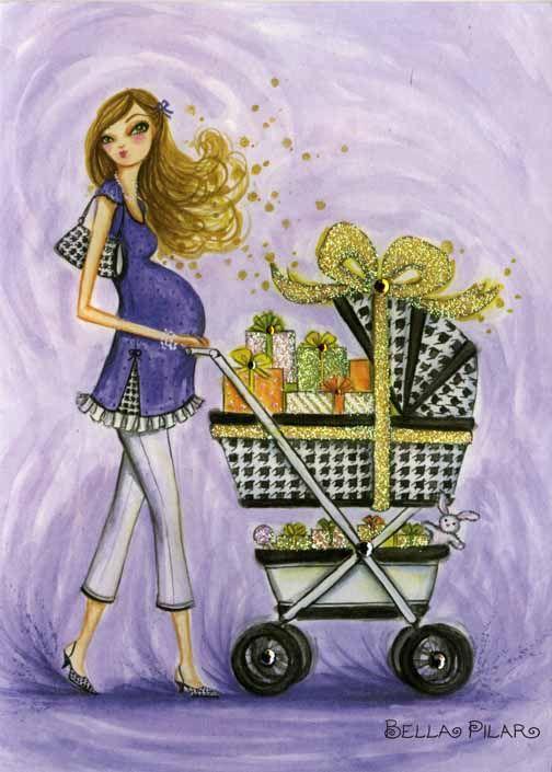 243 best bella pilar fave artist images on pinterest fashion papyrus art by bella pilar is spot on baby shower filmwisefo Images