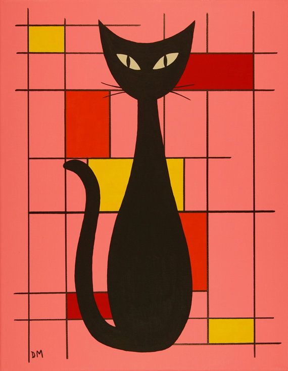188 Best Images About Cat Art On Pinterest
