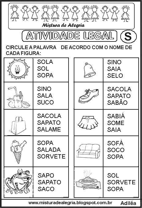 sequencia-alfabetica-atividade-legal-alfabetizacao-S-imprimir-colorir.JPG (464×677)