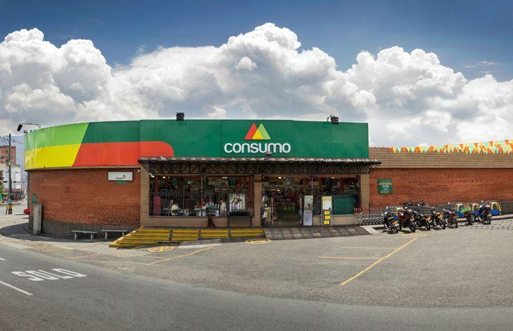 Consumo de La América, ubicado en la Calle 44 # 80-61 barrio La América.
