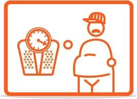 Il modo migliore per affrontare i problemi di peso e raggiungere il miglior stato di forma è seguire un serio programma di alimentazione ritagliato sulle specifiche esigenze del singolo soggetto, affiancato ad una attività fisica personalizzata.    http://www.cmso.it/p/perdere_peso.htm