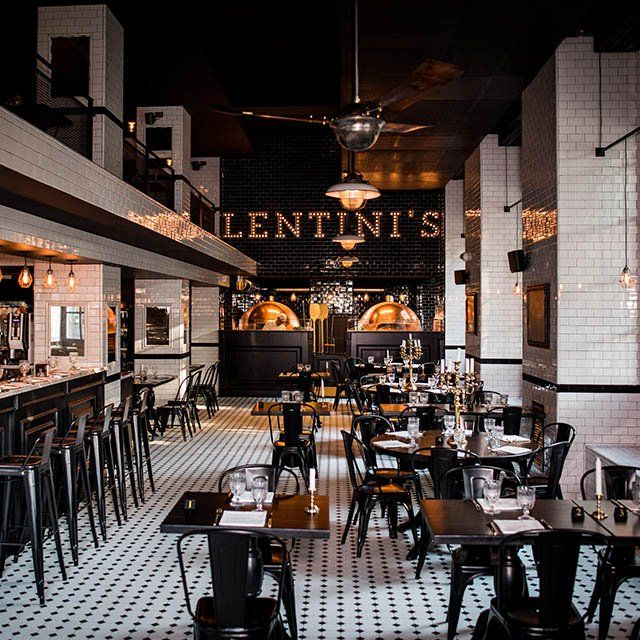 25 best ideas about pizza restaurant on pinterest for Milano design shop