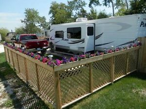 Seasonal Rv Camping Fencing Camping Survival Pinterest