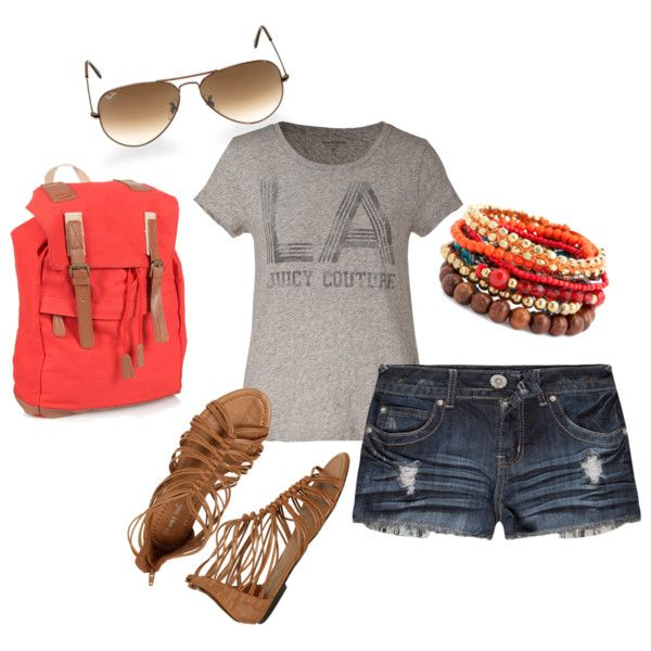 LA Street Style - literally. THIS IS MY FAVORITE OUTFIT EVER!!!!