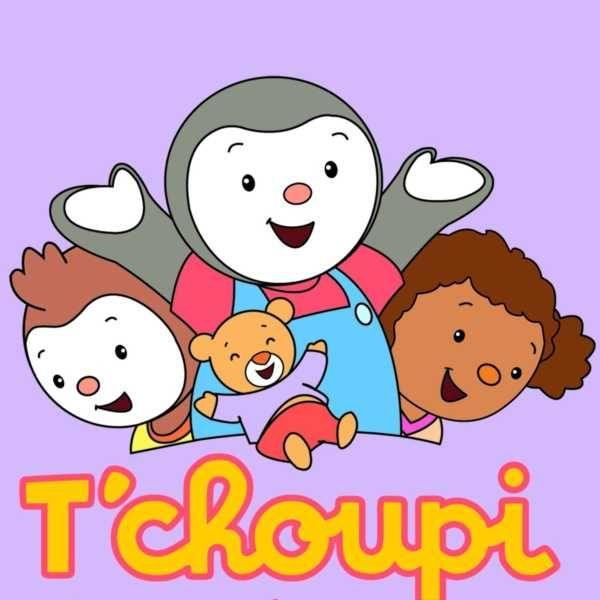 Tchoupi T'choupi (Générique et bande originale du dessin animé)