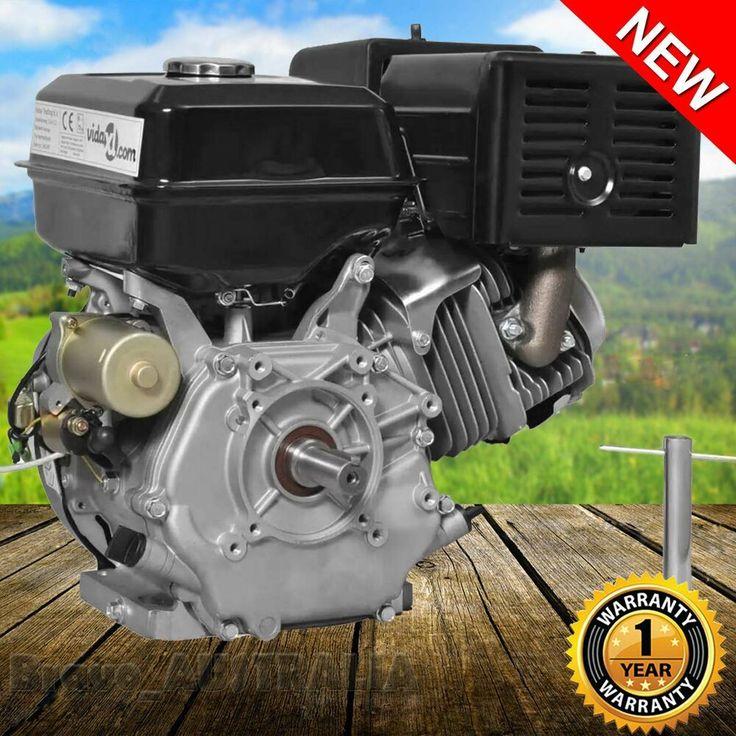 15HP Petrol Engine for Pump Log Splitter Generator Go Kart