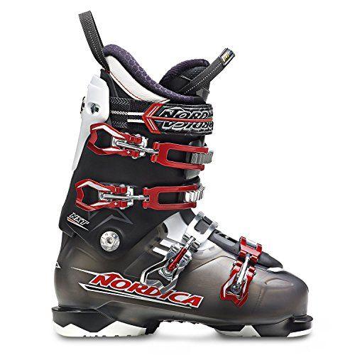 MEN'S NORDICA NXT N3 DOWNHILL SKI BOOTS US SIZE: 9.5 MONDO: 27,5   Best Ski Gear