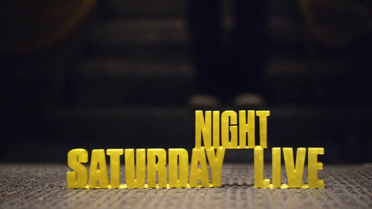 SNL 40 – Escalator Bumper 2014  The way the incorporated the 3d text into teh scene rather than just layering it on top gives the text a whole new feel. It makes it a part of the scene rather than just information.