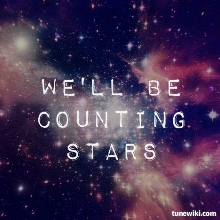 Counting Stars Lyrics OneRepublic