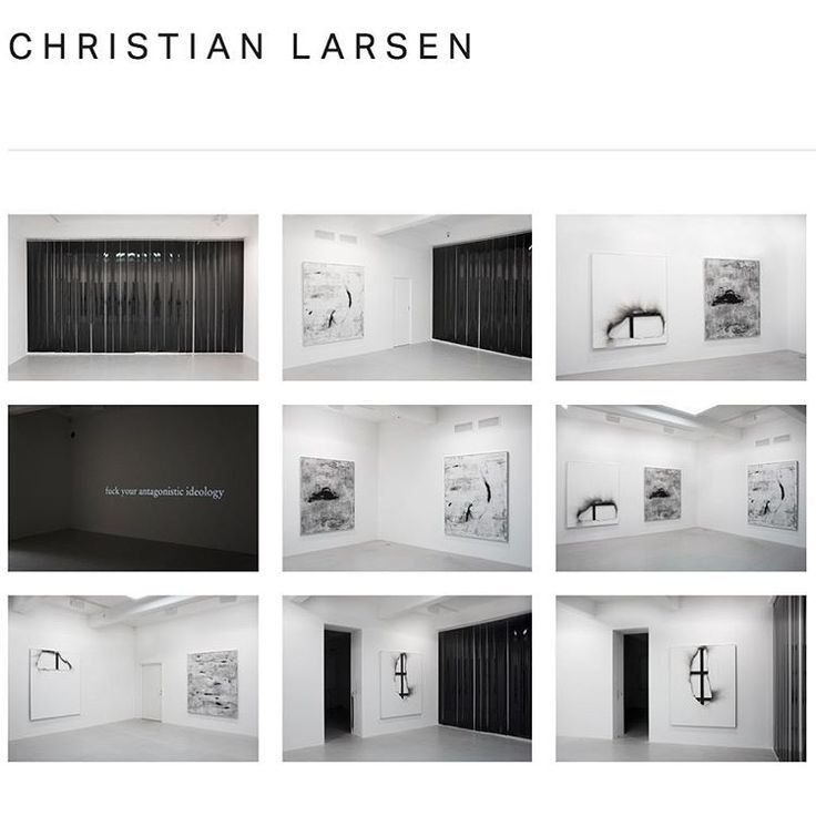 """""""Pro images of full show are now online. #ChristianLarsenGallery #KasperSonne #DirtyBlonde http://www.christianlarsen.se/kasper-sonne"""""""
