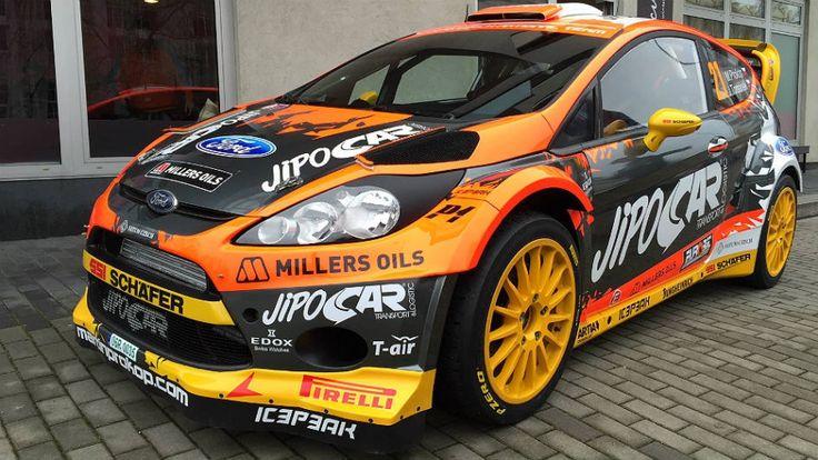 2015 Ford Fiesta RS WRC - wrc.com