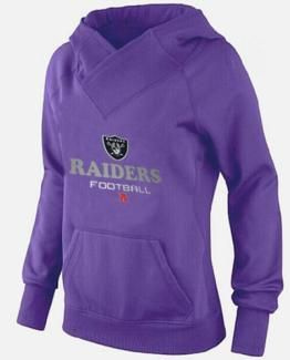 Women's Oakland Raiders Hoodie