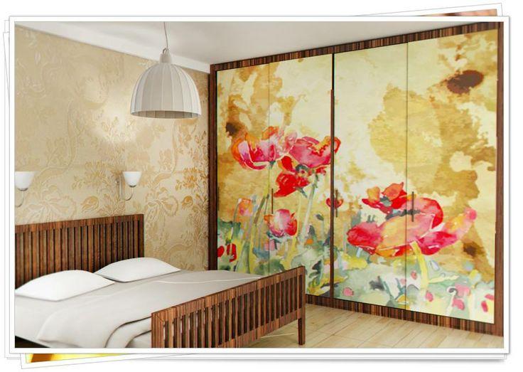 Stylowe okleiny meblowe , okleiny na szafy - zmień meble w dekoracyjny element Twojego mieszkania