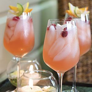 Pink Lemonade cocktail- this sounds interesting