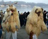 Farsang in Mohacs (Mohács) is called the Busójárás Carnival.