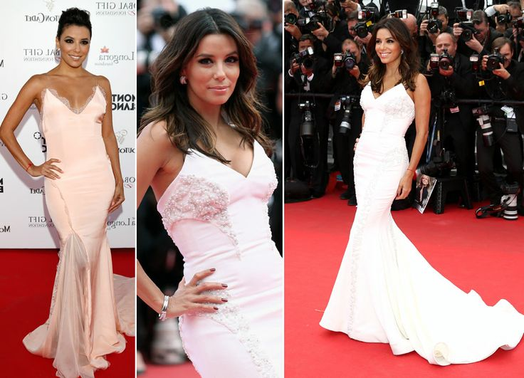 Valentina, la hija de Salma Hayek, una pequeña estrella en la alfombra roja de Cannes