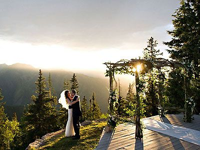 The Little Nell Aspen Colorado Wedding Venues 4