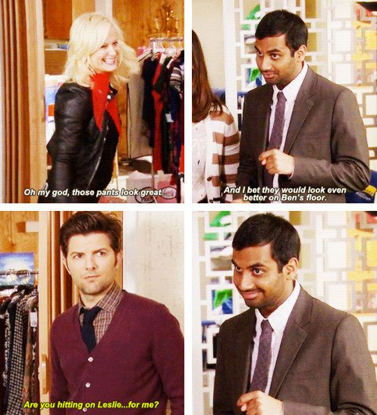 best TV pick-up lines