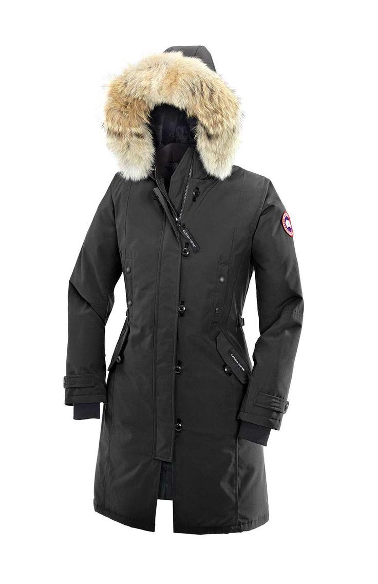 Kensington Canada Goose Parka - would be a lifesaver for outdoor recess duty!