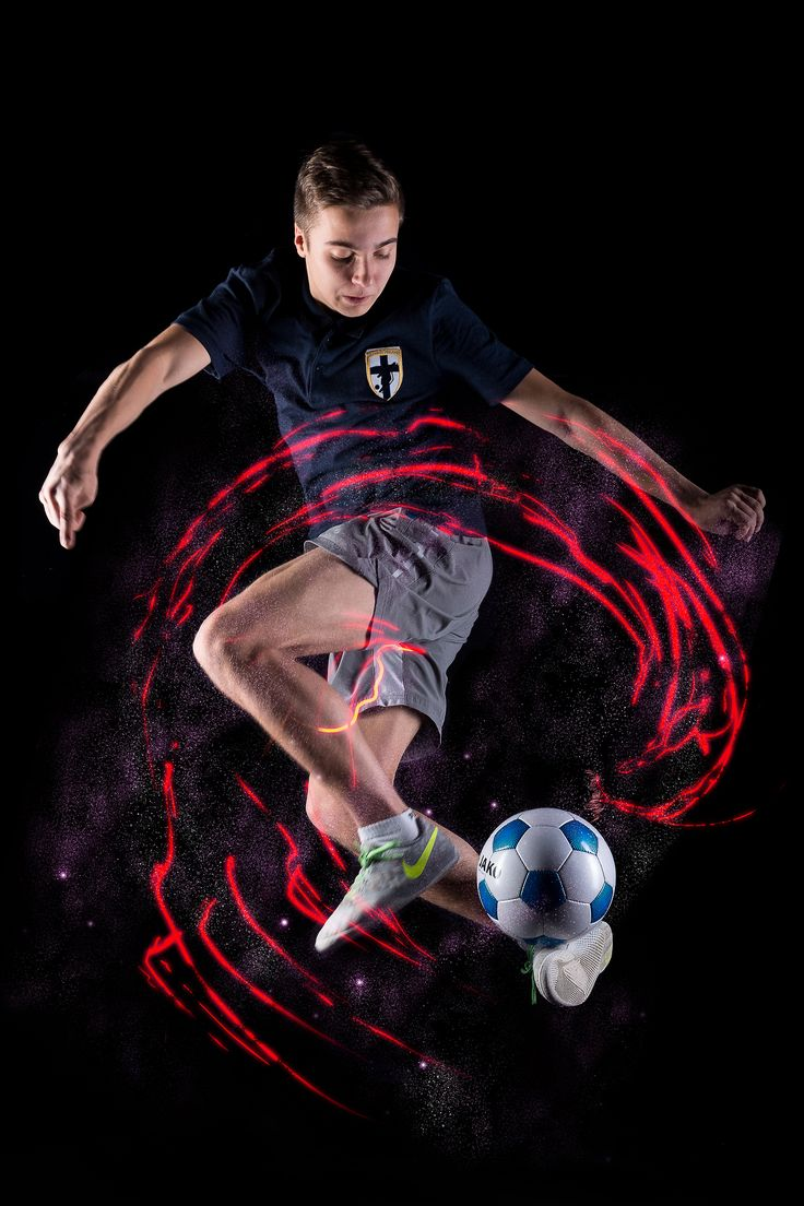 Sport photography - Freestyle football