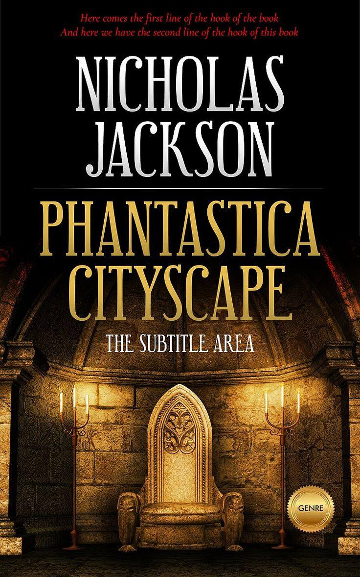 Tussock New fiction, fantasy premade book cover.: Tussock New fiction, fantasy premade book cover. #Ancient #Arch #Architecture #premade…