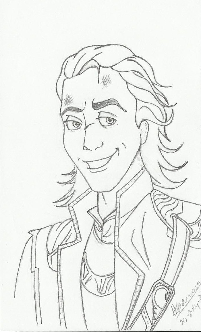 Loki As A Disney Prince He Is A Disney Prince Can I