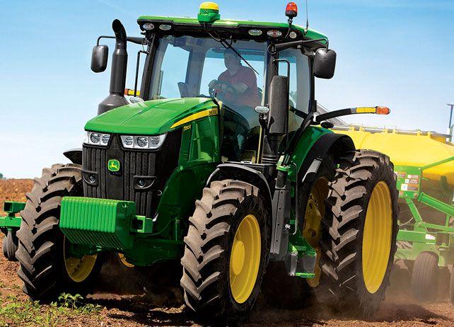 Locate a John Deere Dealer : 7290R Tractor