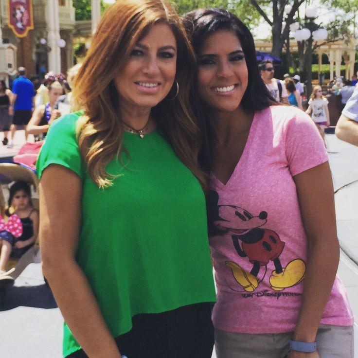 Nuestra Belleza Latina 2015 Francisca Lachapel and Paola Gutierrez from Univision #hair #makeup #beautespeciale