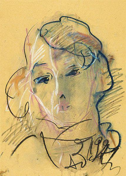 Anatoly Zverev, b.1931, Russian painter