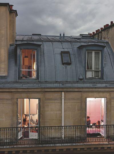 Appartement Paris de l'extérieur : vis à vis de Gail Albert Halaban - CôtéMaison.fr