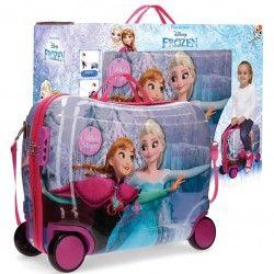 Maleta Correpasillos Frozen Magic