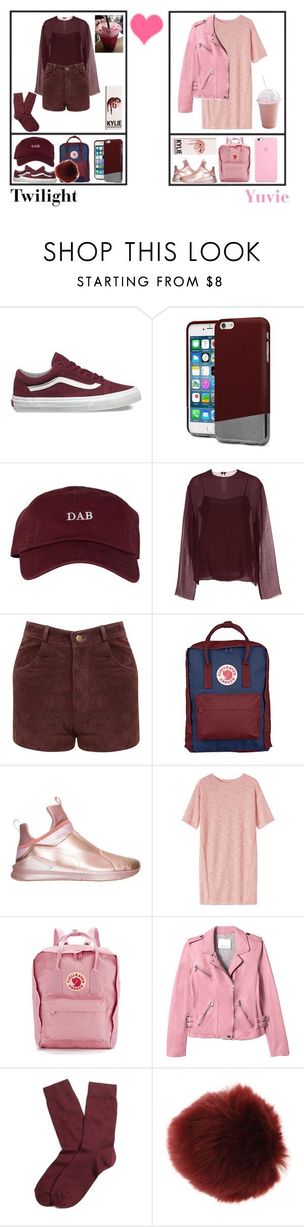 """""""Me and Yuvie (Plus Mahalia..but she's sick..)"""" by denzi-767 ❤ liked on Polyvore featuring Vans, Original Penguin, The High Rise, Ms Min, Miss Selfridge, Fjällräven, Puma, Toast, Rebecca Taylor and Brooks Brothers"""