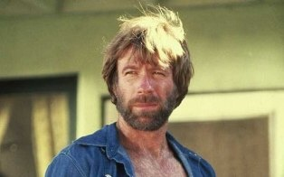 What do you get the manliest man in the world for his birthday? A roundhouse kick roundup of Chuck Norris facts, that's what.    Today, meme king Chuck Norris turns 72, and to celebrate, we're tearing through lead with our teeth, wrestling grizzly bears and drinking whiskey for breakfast.