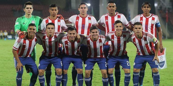 FIFA U-17 World Cup 2017 USA vs Paraguay LIVE Football Match Score Tim Weah puts...