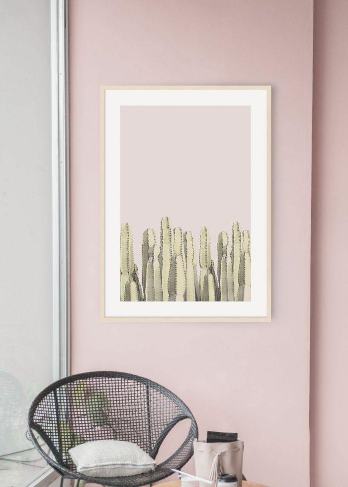 1001 Ideen Fur Bilder Fur Wandfarbe Altrosa Die Modern Und Stylisch Sind In 2020 Wandfarbe Farben Fur Wande Wohnzimmer Farbe