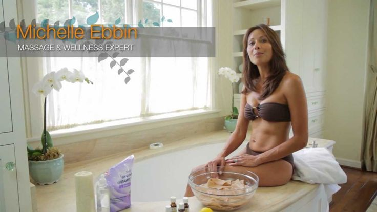 At-Home DIY Slimming Body Wrap with Michelle Ebbin of Moms Gone Zen