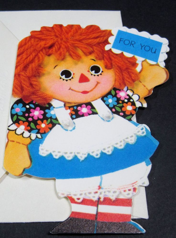 223 Best Images About Raggedy Ann Andy From Hallmark Cards