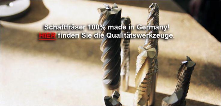 Riesige Schaftfräser - Auswahl bei pwwu24.de