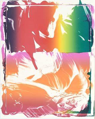 CZTのホームページ-加納光於│色身─未だ視ぬ波頭よ2013─波動のさなかで(多色版画)