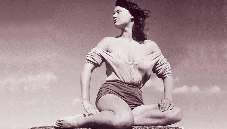 Ingmar Bergman's Summer with Monika (1953), starring Harriet Andersson