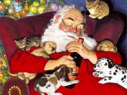 Karácsonyi viccek, SMS-ek