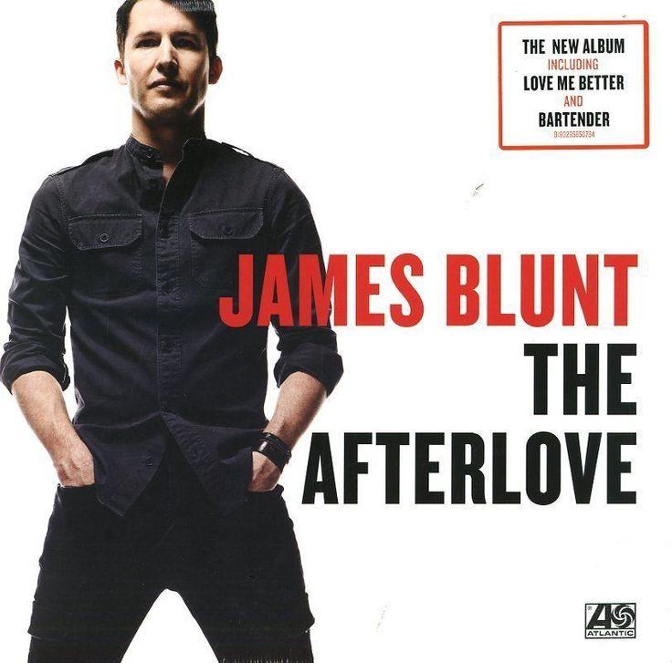 Blunt James - the Afterlove LP Vinile   Nuovo Sigillato