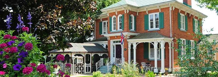 Angeline's Inn - Bloomfield Ontario