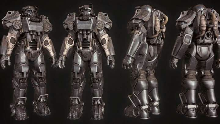 Fallout ~ T-60 Power Armor